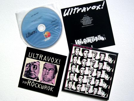 Ultravox Mini LP