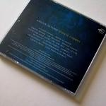 'Kidnap Garden' rear CD case design