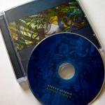 'Kidnap Garden' CD label design