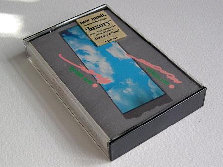 New Musik 'Anywhere' cassette