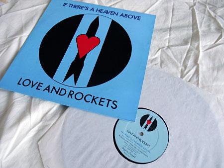 ^ UK 12 inch single sleeve - front