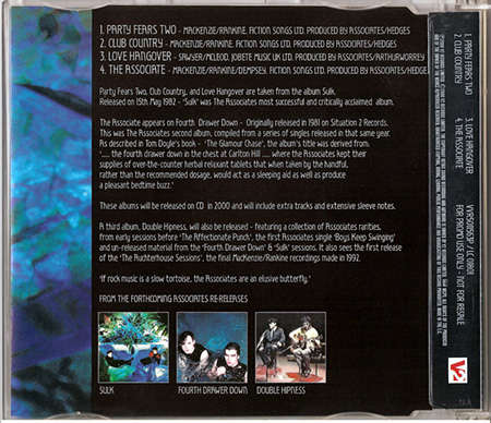 ^ Rear cover scan of the CD