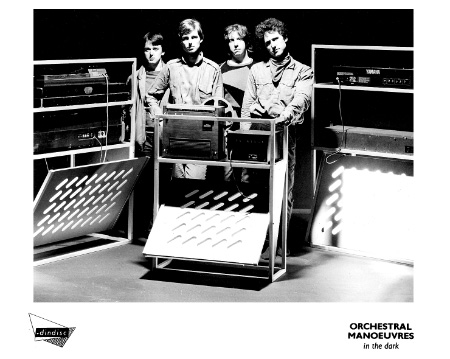 Orchestral Manoeuvres in the Dark press photo