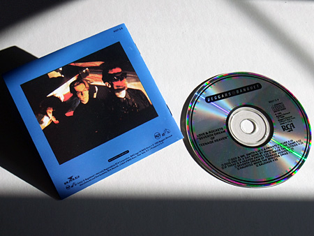 USA CD (insert rear and CD label)