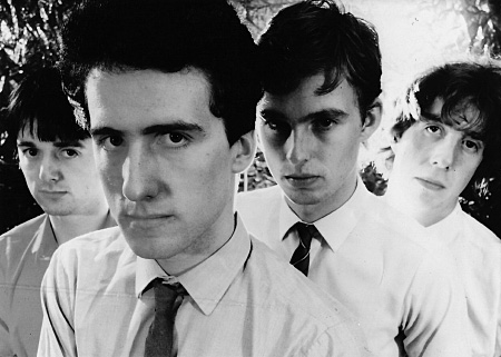 Orchestral Manoeuvres in the Dark - Urgh! A Music War promo photo (front)