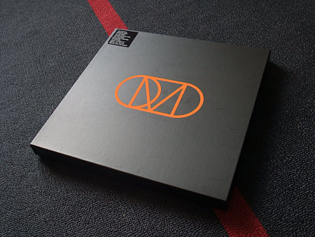 Boxed set (front)