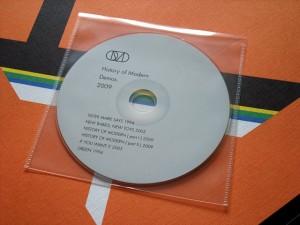 The Demos CD