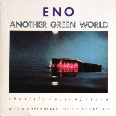 "Brian Eno 'Another Green World' 3"" CD single ..."