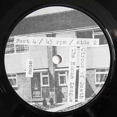 1978 issue label B side