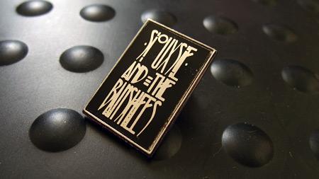 'Kiss in the Dreamhouse' era badge