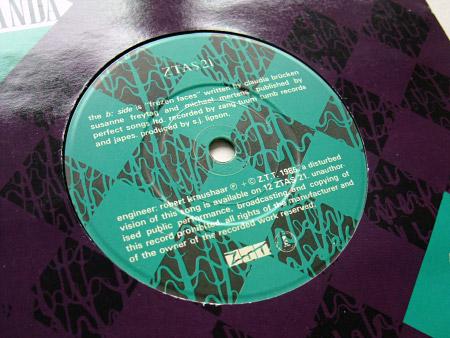 Label Side B