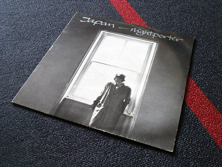 Japan - 'Nightporter' UK 12 inch sleeve