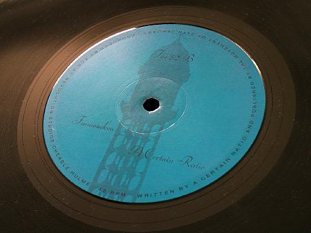 Waterline - side B label - Funaezekea
