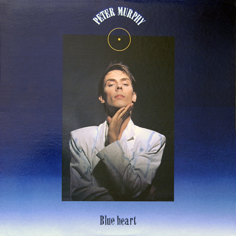 Canadian Blue Heart 12 inch single front cover