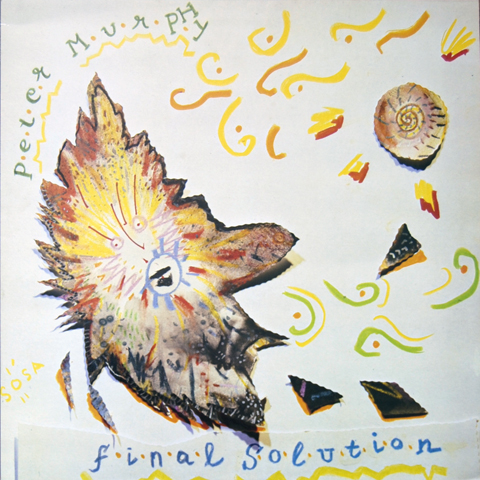 UK Final Solution 12 inch single front cover