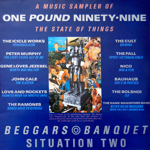 One Pound Ninety Nine (A Music Sampler Of The State Of Things)