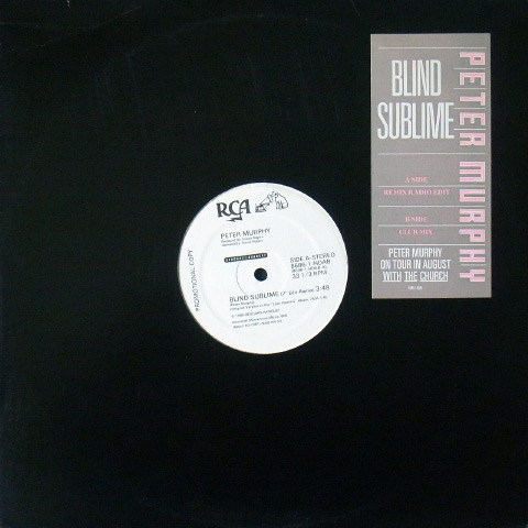 'Blind Sublime' US promo-only 12""