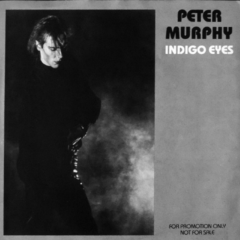 "'Indigo Eyes' US promo 7"" front cover"