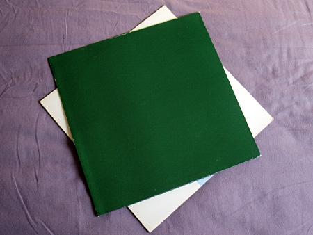 New Order - Ceremony - 1981 UK 12 inch version 1 original rear sleeve design.