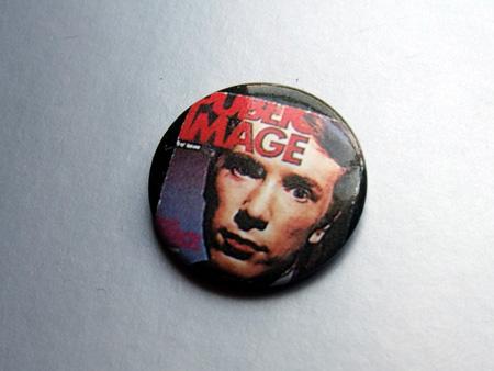 Public Image Ltd 'First Issue' design button badge