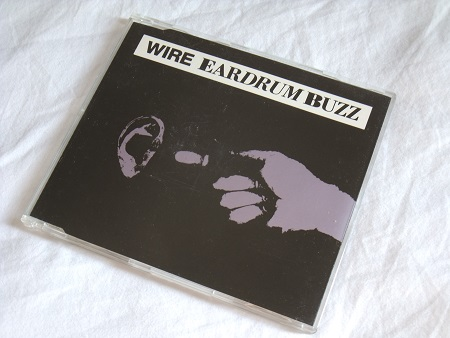Wire - Eardrum Buzz UK CD single front