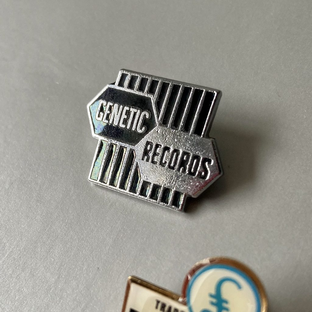 Genetic Records button badge