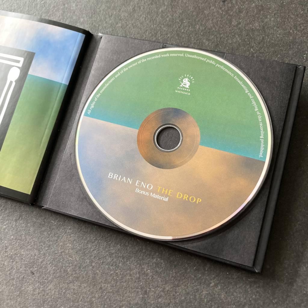 Brian Eno - 'The Drop' - 2014 2 x CD Deluxe edition - 'Bonus Material' disc 2